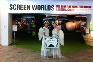 Climate Guardians debut at ACMI
