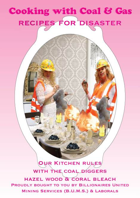 Cooking with Coal & Gas Poster