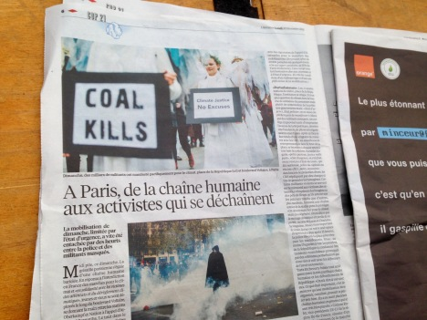 FrenchCOP21NewsArticle