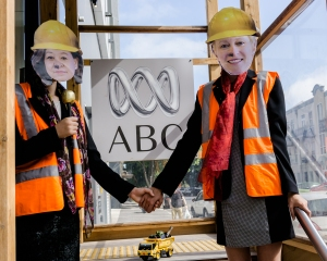 Bff Australian Broadcasting COALition captains Michelle & Vanessa Guthrie