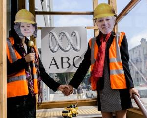 Bff Australian Broadcasting COALition captains Michelle & Vanessa Guthrie