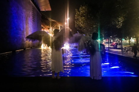 Angels at NGV-39